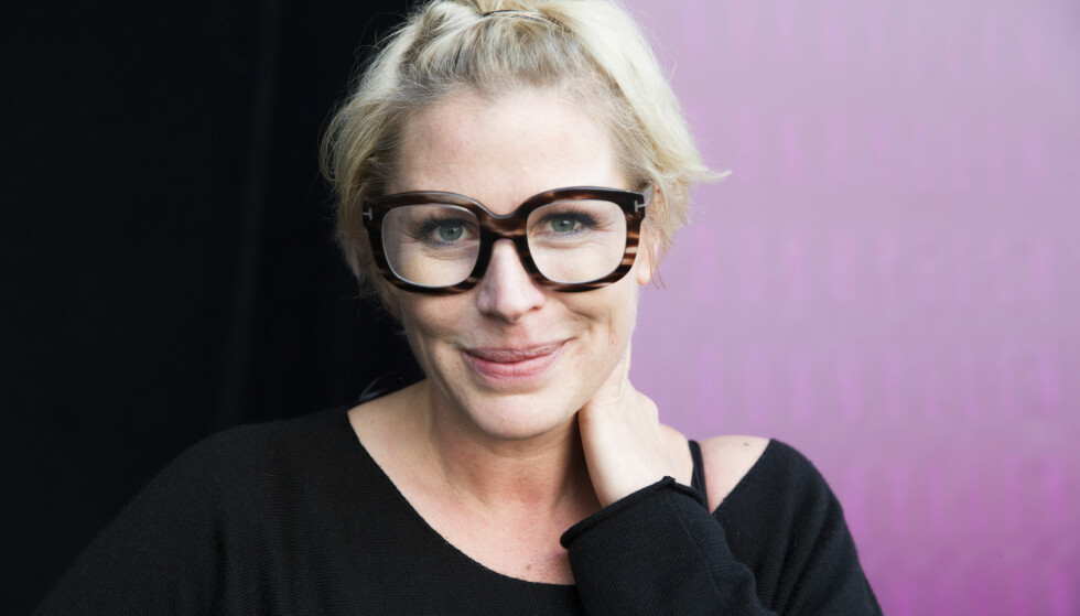 ØYESYKDOM: Som 22-åring fikk Anne-Kat. Hærland beskjed om at hun mest sannsynlig kommer til å bli blind. Foto: Berit Roald / NTB scanpix