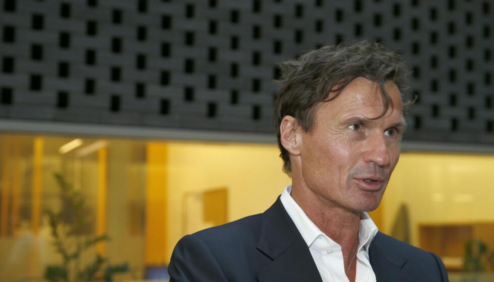 INVESTERER: Nordic Choice-sjef Petter Stordalen.Foto: Terje Pedersen / NTB scanpix