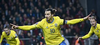 Zlatan gjør comeback