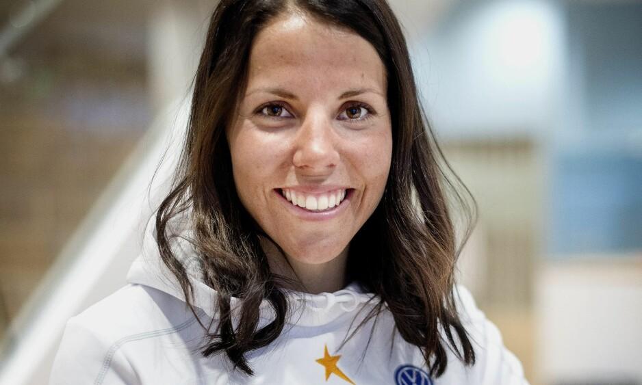 STJERNE: Svenske Charlotte Kalla blir brukt som eksempel av russisk landslagssjef. Foto: NTB Scanpix