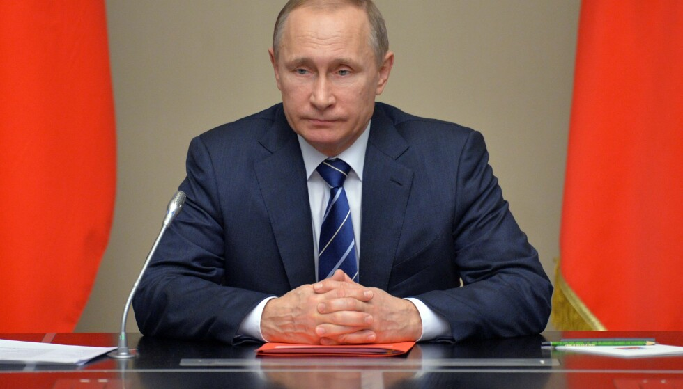 President Vladimir Putin. Foto: Alexei Druzhinin/Sputnik, Kremlin Pool Photo via AP)