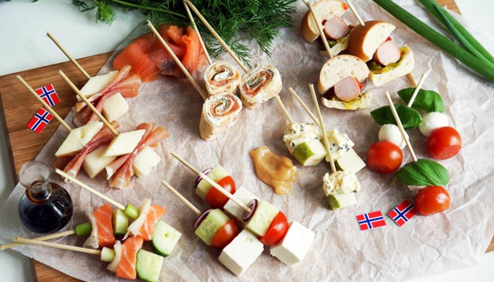 TYPISK NORSK: Å kaste enorme mengder mat. I høst vil det bli fremmet forslag i Stortinget om en matkastelov der butikkene pålegges å gi bort spiselig mat framfor å kaste den. Frankrike har allerede en egen matkastelov. Foto: