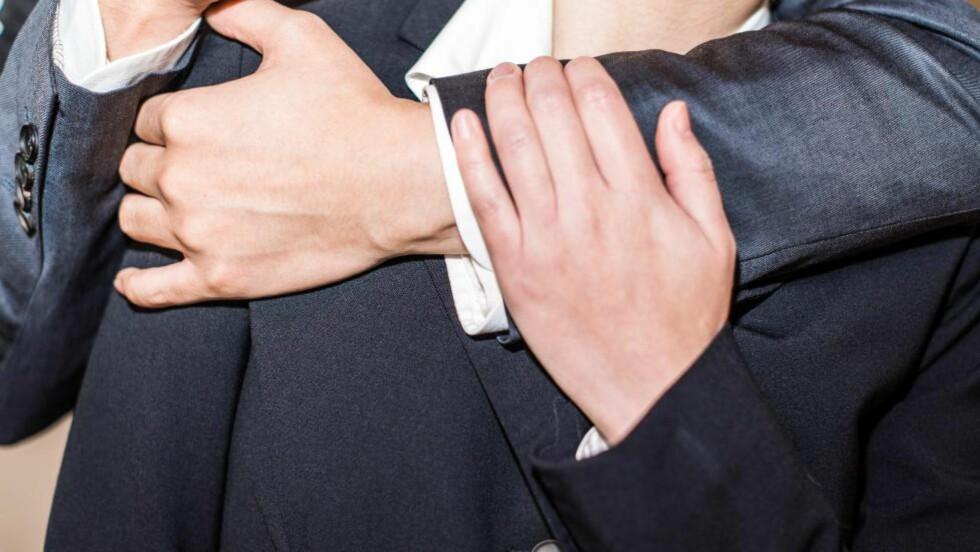 BASERT PÅ KJØNN: 13 prosent av kvinnene og to prosent av mennene mellom 17 og 24 år rapporterer om seksuell trakassering på jobben. Men trakassering behøver ikke å ha noe med sex å gjøre. Foto: Shutterstock / NTB Scanpix