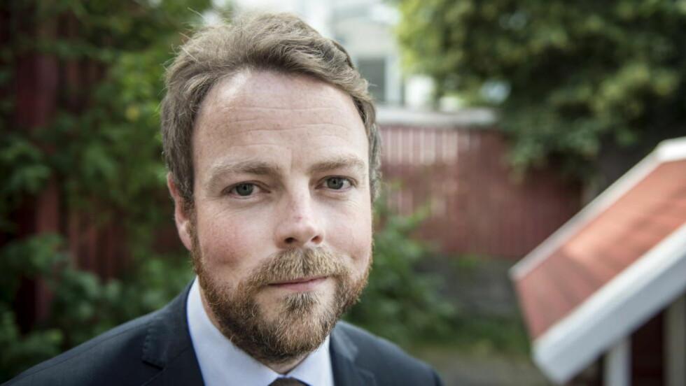 KRITIKK: Kunnskapsminister Torbjørn Røe Isaksen (H) har fått mye kritikk etter at han la fram stortingsmeldingen «Tid for lek og læring» . Foto: Øistein Norum Monsen / Dagbladet