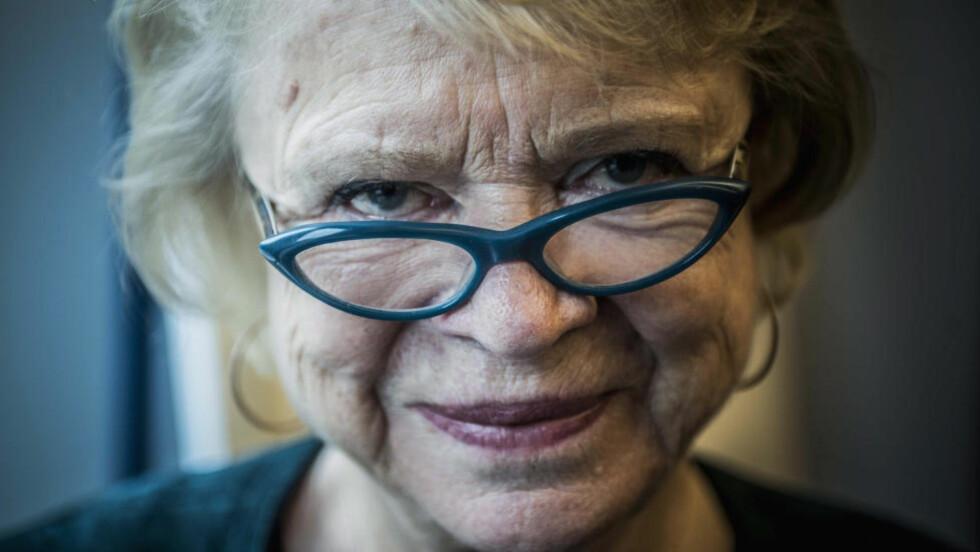 ÅPENHET: Eva Joly har lenge jobbet for å bekjempe skatteparadis. Foto: Thomas Rasmus Skaug / Dagbladet