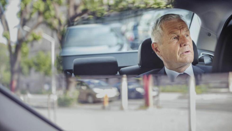 TID FOR SELVERKJENNELSE? Kronikkforfatteren mener Europarådets generalsekretær, Thorbjørn Jagland, er en av dem som bør se i speilet og erkjenne egne feilvurderinger i stedet for å skylde på andre. Foto: Hampus Lundgren / Dagbladet