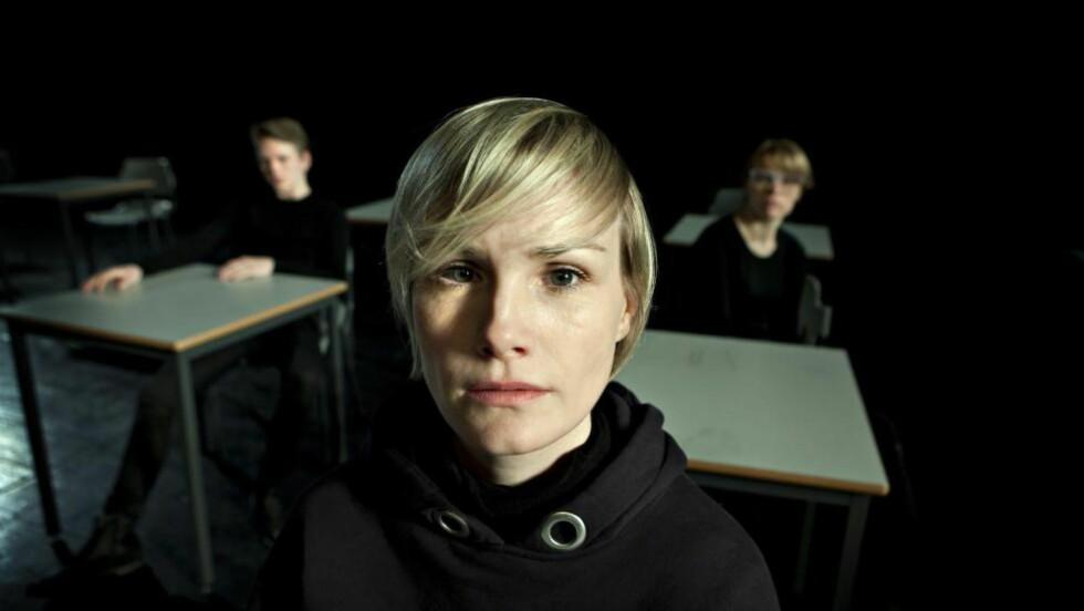 HOVEDROLLE: Artikkelforfatteren reagerer på uttalelser Lena Kristin Ellingsen kom med i et Dagblad-intervju i forbindelse med at hun har hovedrollen i stykket «Martyrer» på Nationaltheatret. Foto: Anders Grønneberg