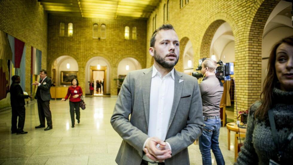 SKOLE: Drømmelæreren er en myte, skriver Audun Lysbakken.  Foto: Christian Roth Christensen / Dagbladet