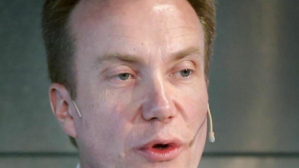 USIKKERHET:  Utenriksminister Børge Brende lurer på om utenrikspolitisk debatt er i strid med grunnloven.