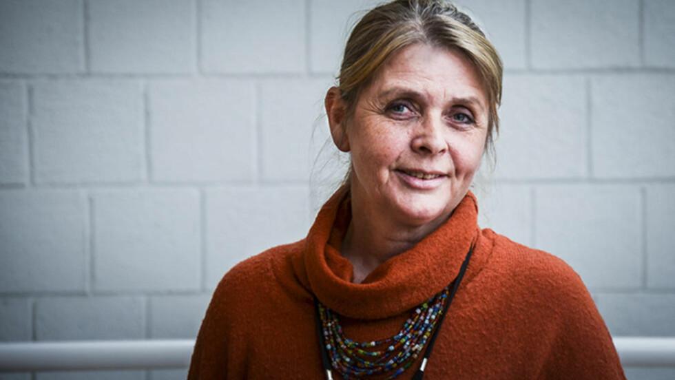 KRITISK: Marianne Sætre plukker fra hverandre Kjetil Rolness' omgang med data fra «Voldtektsrapporten 2011». Foto: Oslo politidistrikt
