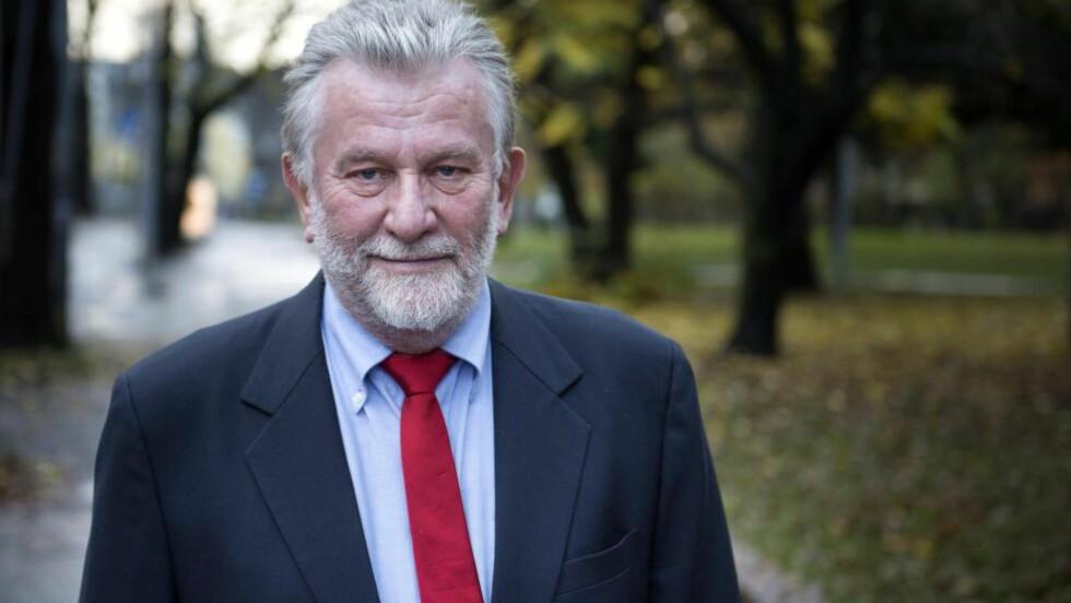 NY TRUSSELVURDERING I DAG: Hans-Wilhelm Steinfeld skriver om russernes interesse for Norge. Foto: Øistein Norum Monsen / Dagbladet