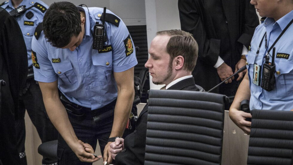INSPIRERT AV FJORDMAN: Anders Behring Breivik under 22. juli-rettsaken. Foto: Lars Eivind Bones / Dagbladet