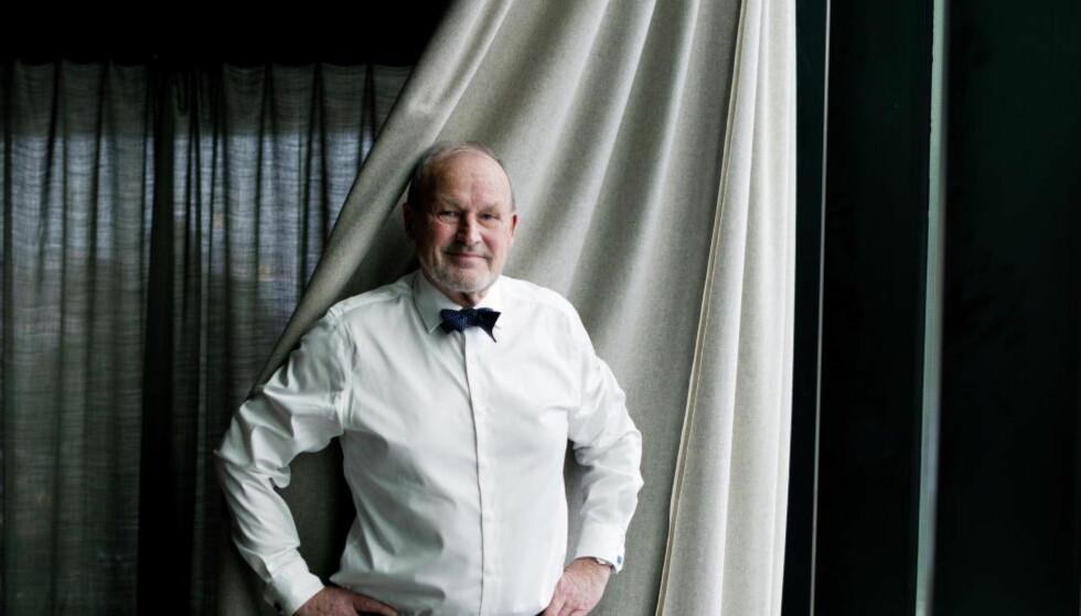 OSLO 22.01.2015 Foto: Siv Johanne Seglem /Dagbladet Per Fugelli.