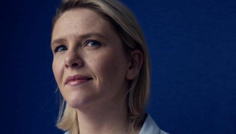 INNVANDRINGS- OG INTEGRERINGSMINISTER: Sylvi Listhaug. Foto: Siv Johanne Seglem / Dagbladet