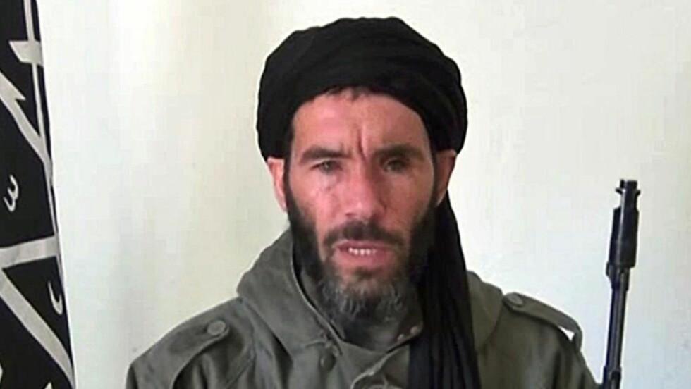 """TERROR: """"Den Enøyde"""" driver strategisk terror i Sahel."""
