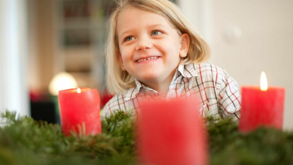 SNILT BARN: Snilt barn til jul? Foto: Scanpix