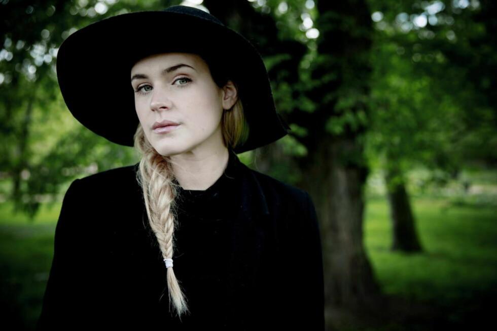 Oslo 20150519:  Linnéa Solli Myhre er en norsk forfatter og tidligere blogger. Foto: Bjørn Langsem / Dagbladet