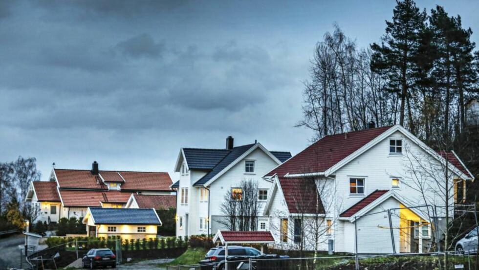 PRIVAT: Barneverninstitusjonen Små Enheter.  Foto: Dan P. Neegaard