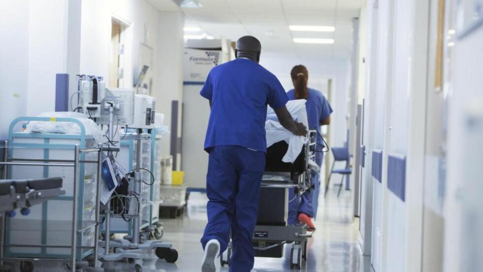 PROFITT: Er det noe galt med at det er mulig å tjene penger på omsorg og velferd? Foto: NTB Scanpix