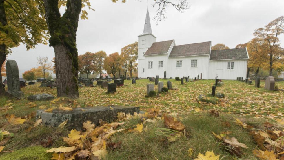 KIRKE: Trenger vi fler kirkebygg?   Foto: Kai Jensen, Samfoto