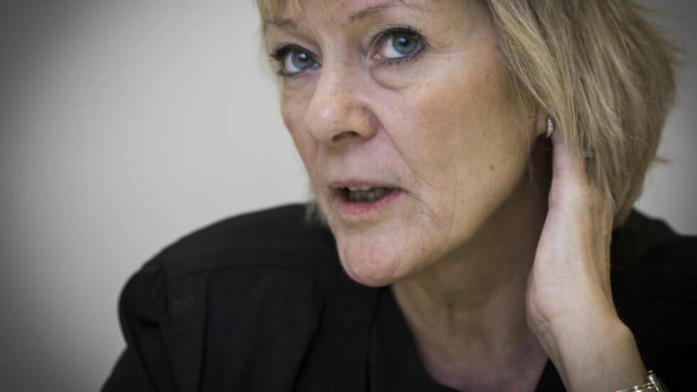 TANKESMIE: Kristin Clemet er leder av Civita.  Foto: Lars Eivind Bones / Dagbladet