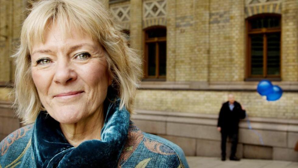 SKOLE: Kristin Clemet mener skolene er et av de viktigste integreringstiltakene vi har, og de er kommunenes ansvar. Foto: Agnete Brun / Dagbladet