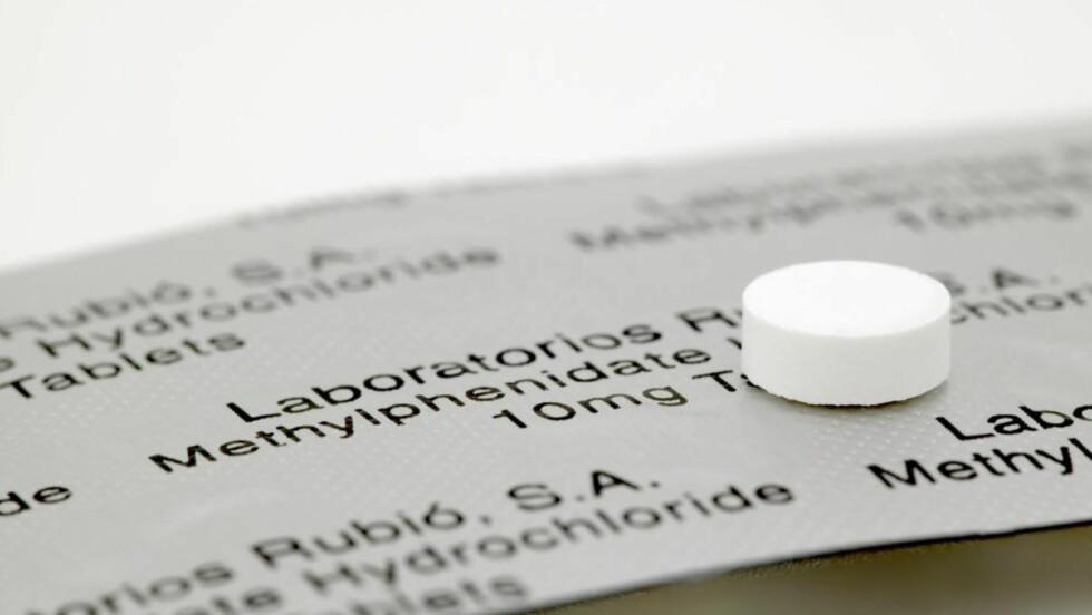 ET BEDRE LIV:  Medisin gir mennesker med ADHD et bedre liv, selv om de også har vært utsatt for omsorgssvikt, skriver kronikkforfatterne. Foto: NTB scanpix