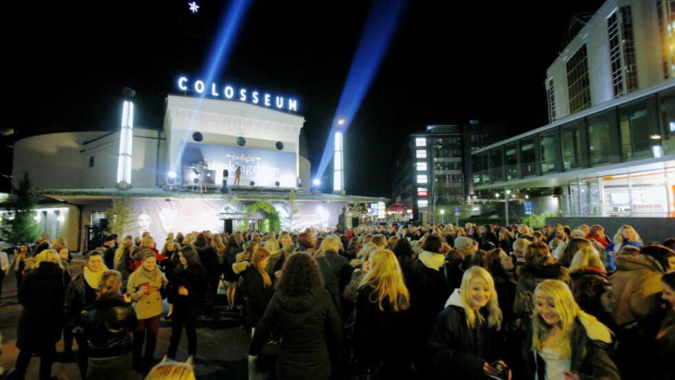 SATSER PÅ FILM: Filmformidling er en viktig del av vår politikk, skriver kulturminister Thorhild Widvey. Foto: Foto: Audun Braastad / NTB scanpix