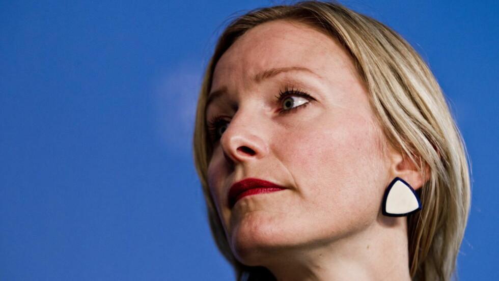 """FÅR STØTTE: Inga Marte Thorkildsens bok """"Du ser det ikke før du tror det"""" er en sterk og viktig påminnelse, skriver overlege Trond Velken. Foto: Vegard Grøtt / NTB scanpix"""