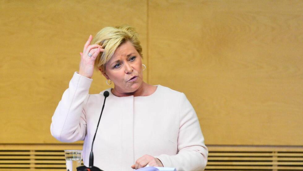 BOLIGSTRATEGI: Regjeringen gjør lite for å ta tak i de underliggende problemene i boligmarkedet, skriver Aksel Braanen Sterri. Foto: Thomas Rasmus Skaug / Dagbladet