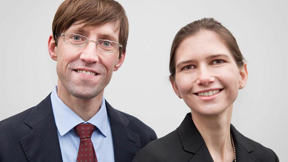 EmmaSofia-grunnleggerne Pål-Ørjan Johansen og Teri Krebs blir beskyldt for forskningsjuks og for å lure journalister. Det er et mislykket attentat, skriver Aksel Braanen Sterri. Foto: Tommy Strømmen