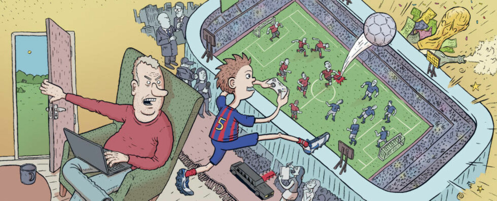 Qarranto glapp for Barcelona
