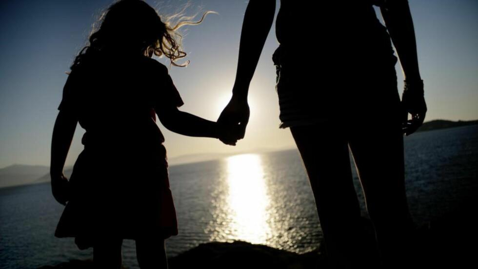 DELT OMSORG:  barneombudet bekymrer seg for at forslaget om delt omsorg vil føre til mindre barnefokus. Foto: Luca Kleve-Ruud / Samfoto