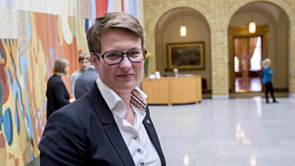 STORT ANSVAR: Miljøvernminister Tine Sundtoft. Foto: Torbjørn Berg / Dagbladet