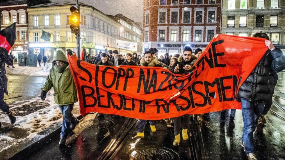 JEG HAR ALDRI ropt ut om rasisme der den ikke finnes, skriver Cora Alexa Døving. Foto: Thomas Rasmus Skaug