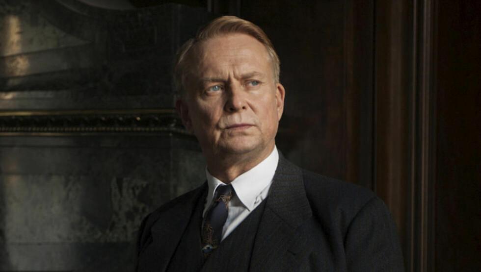 I TV-SERIEN: Dennis Storhøi som Bjørn Henriksen i «Kampen om tungtvannet». Foto: Filmkameratene AS/Jiri Hanzl