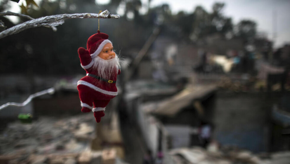 JULEFERIEN  er ikke bare fred på jord, for mange er det også en kamp mot tvangsekteskap. Foto: REUTERS/Zohra Bensemra