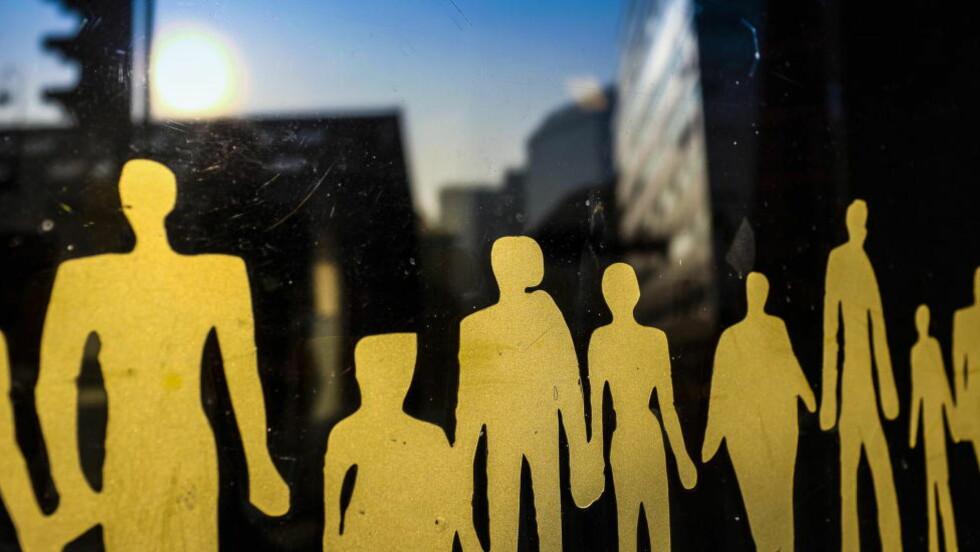 De nye reglene om alderspensjon vil straffe seg for den fjerdedelen av befolkningen som er uføre før de blir alderspensjonister. Foto: Lars Eivind Bones / Dagbladet