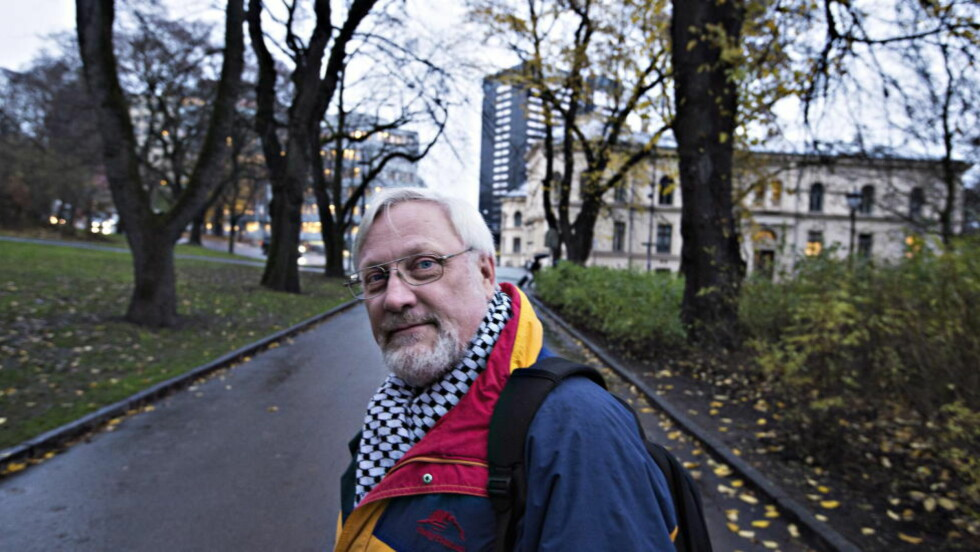 Lars Akerhaug mener at flere norske samfunnsdebattanter, inkludert Lars Gule (bildet), er islamapologeter. Foto: Hans Arne Vedlog  / Dagbladet