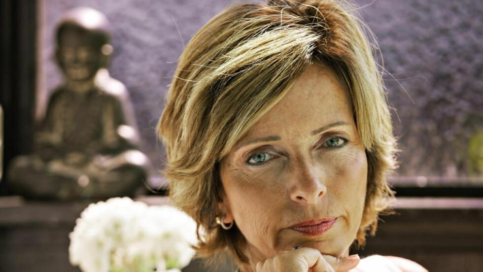 ANGRER: Hanne Kristin Rohde har kjøpt og brukt pels i mange år. Foto: Jørn H. Moen / Dagbladet