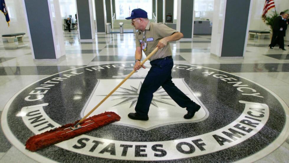 SKITNE METODER:  CIA trenger å renvaske sitt rykte etter at rapporten om utstrakt bruk av ulovlig tortur en lagt fram i USA. Foto: NTB Scanpic