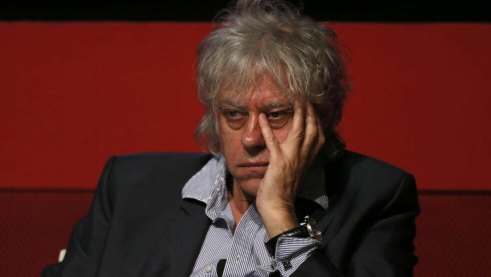 SLAKTET: Unni-Karin Dahl reagerer på slakten Geldofs veldedighetslåt fikk i denne avisen. Foto: Stefan Wermuth /Reuters