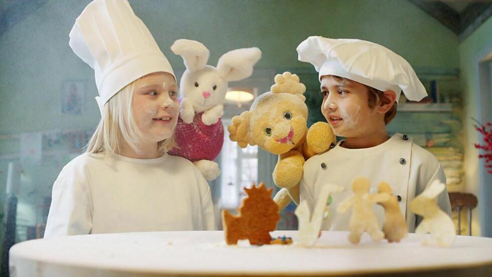 FÅR KRITIKK: Teamet bak «Karsten og Petras vidunderlige jul» slår tilbake mot kritikken fra barnebokforfatter Lene Ask, men svarer ikke på innvendingene om filmens kvalitet.