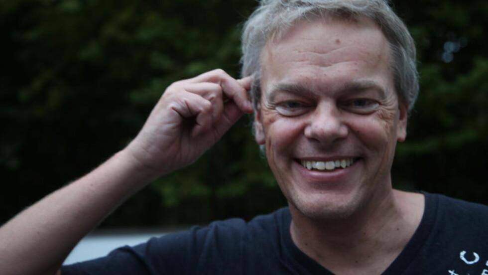 PRINSIPPLØS: I sin kritikk av meg, holder ikke  Edvard Moser fast ved sine egne prinsipper, skriver artikkelforfatteren.  Foto: Asbjørn Svarstad / Dagbladet