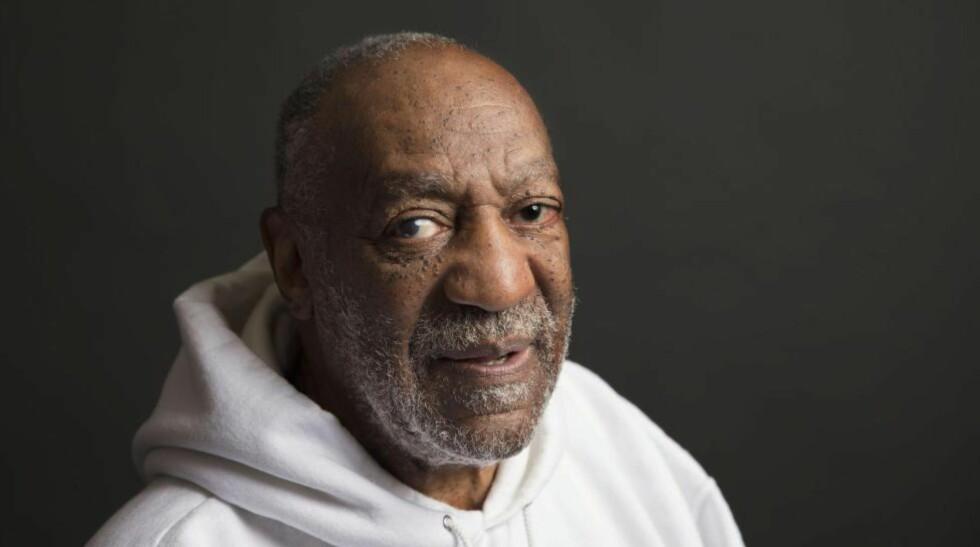 FAR GODHJERTA: Hvem er egentlig Bill Cosby? Godhjertet komiker eller serieovergriper? Eller begge deler? Foto: AP