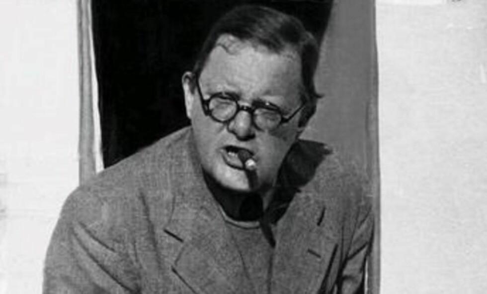 KULTBOK: Tom Kristensens roman «Hærverk» (1930) er alle tiders skandinaviske kultbok om alkoholforbruk, en undergangsroman av sjeldent kaliber. Foto: Cappelen Damm