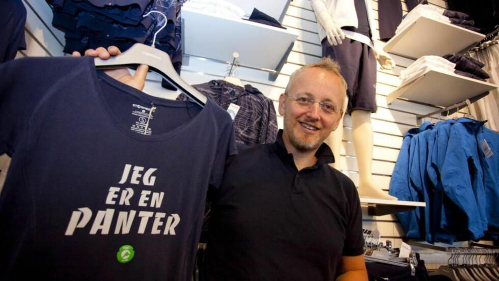 ULIKT: «Jeg tror ikke vi nordmenn er dobbelt så syke som svenskene», skriver Stormberg-sjef Steinar Olsen (bildet). Foto: Tor Erik Schrøder