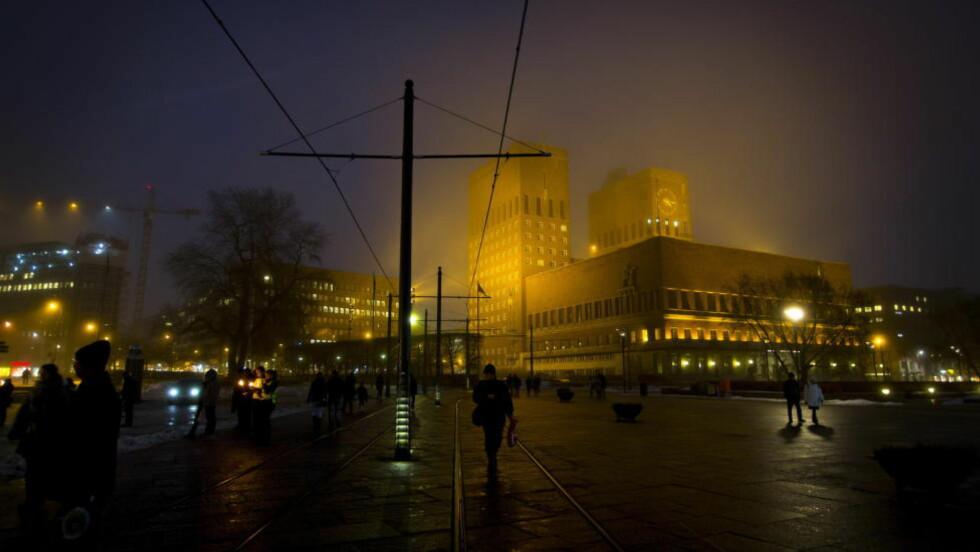 INN I DET UKJENTE: «La meg ta deg med til byen min (...) La meg ta deg med til OSLO», rappet Karpe Diem på «Vestkantsvartinga» i 2008. De hadde skjønt det. Foto: Anita Arntzen