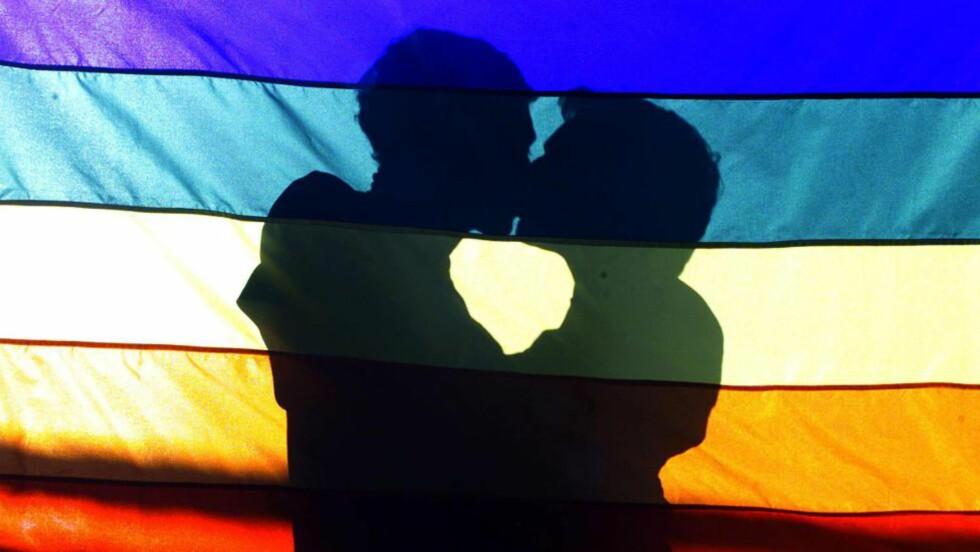 BØR SKJULES?  Hovde fikk beskjed om la være å si han var homofil. Foto: Bruno Domingos / Reuters /NTB Scanpix