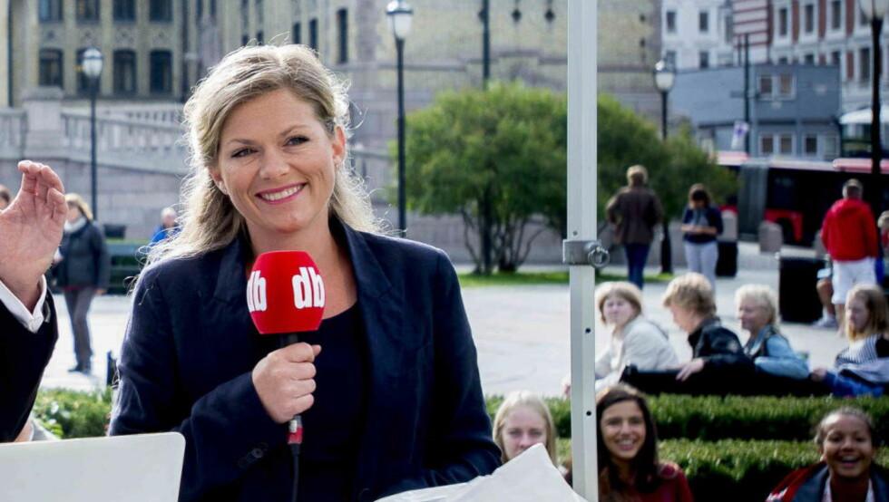 HVA ER NOK? Hvor mange kvinnelige rørleggere må til før Martine Aurdal er fornøyd? spør Thue. Foto:Thomas Rasmus Skaug